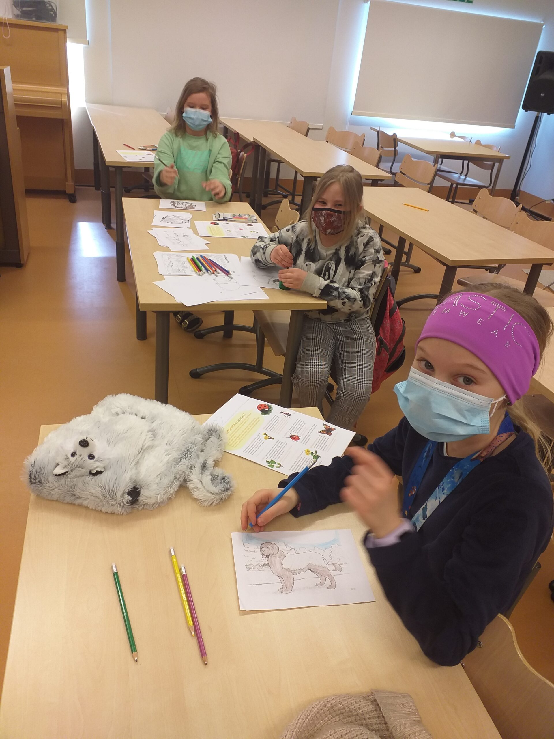Laukolan koulun eläinkerho